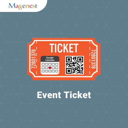 create an event ticket