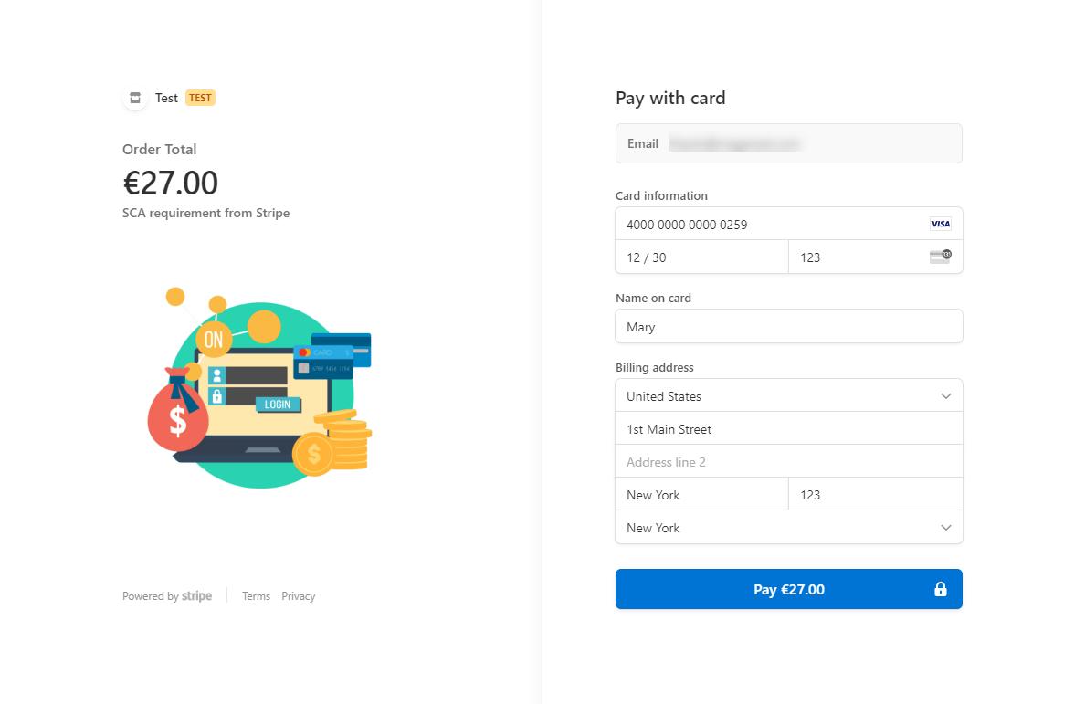 2  Stripe Payment Gateway User Guide - Documentation