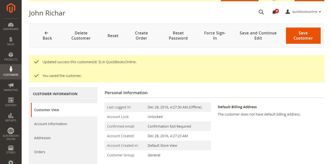 QuickBooks Online Integration User Guides Documentation - Quickbooks online invoicing portal features