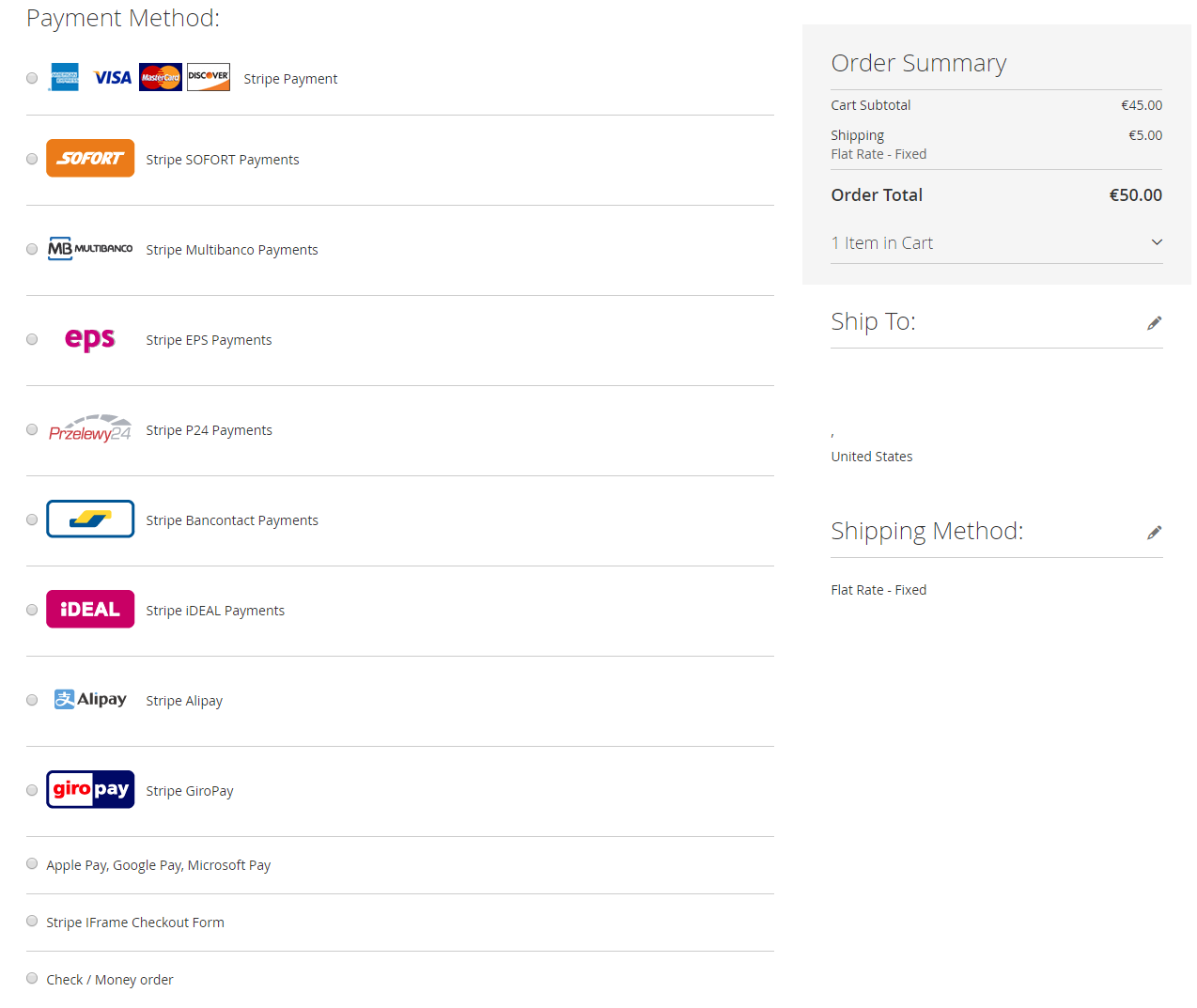 2. Stripe Payment and Subscriptions User Guide